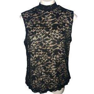 NEW!!!  Perseption Concept sleeveless blouse XL
